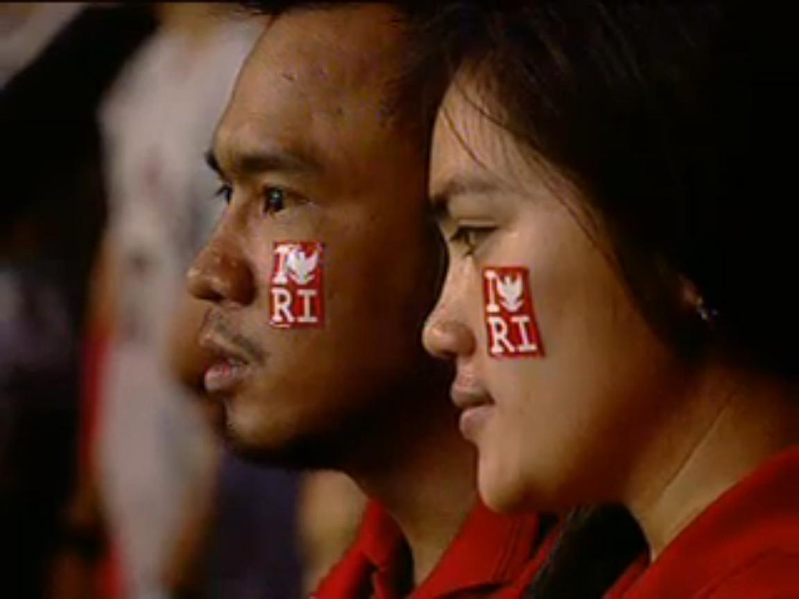 Indonesia VS Vietnam 2:0